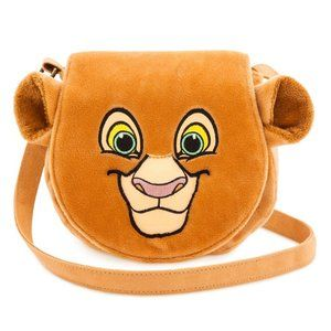 Disney Parks Girls Nala The Lion King Plush Bag